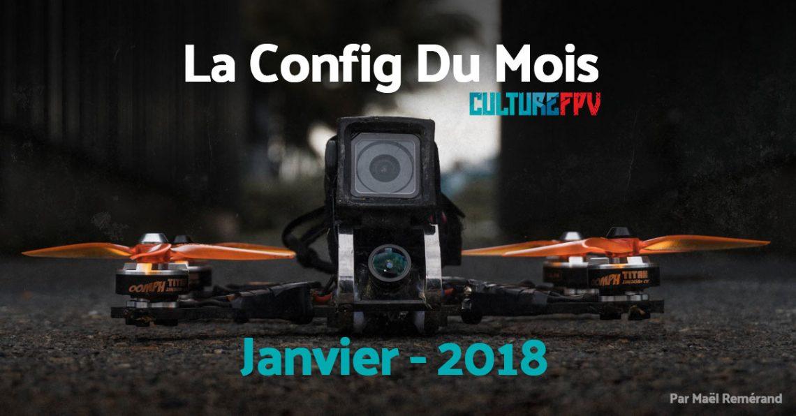 La config du mois – Janvier 2018