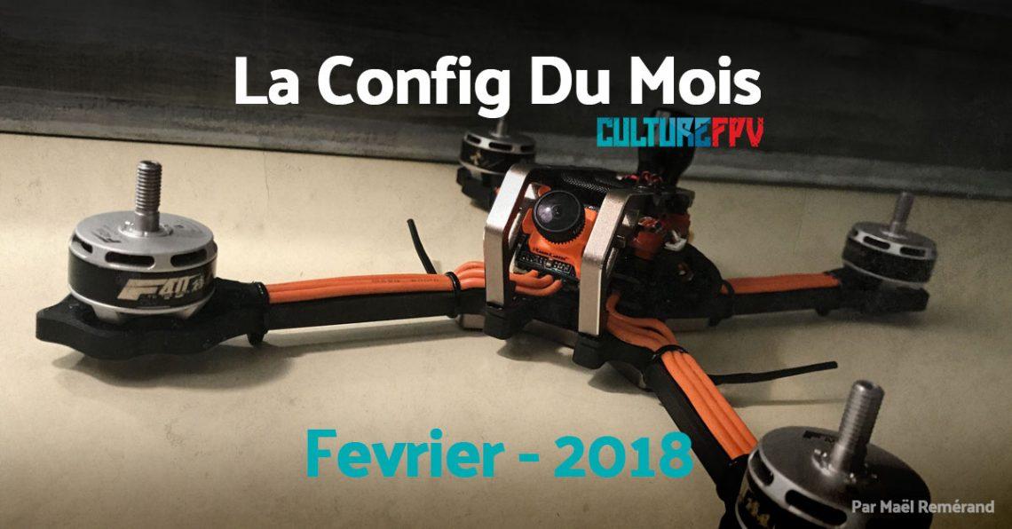 Config du mois février 2018 | 3 pouces DIY à 200€