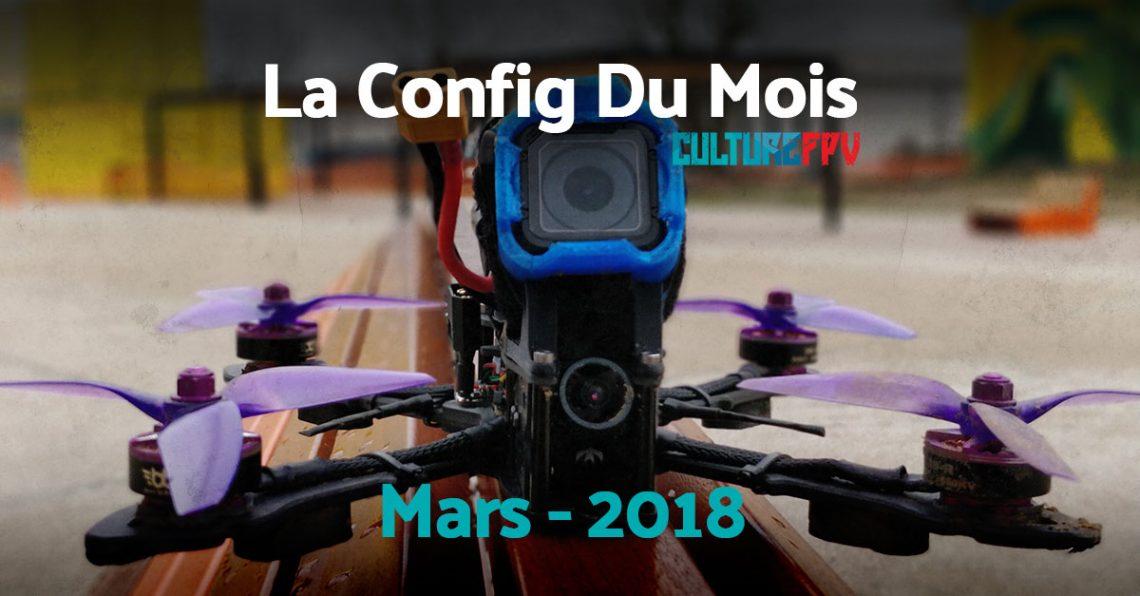 Config du mois de mars 2018 | 5 pouces Sloop V2