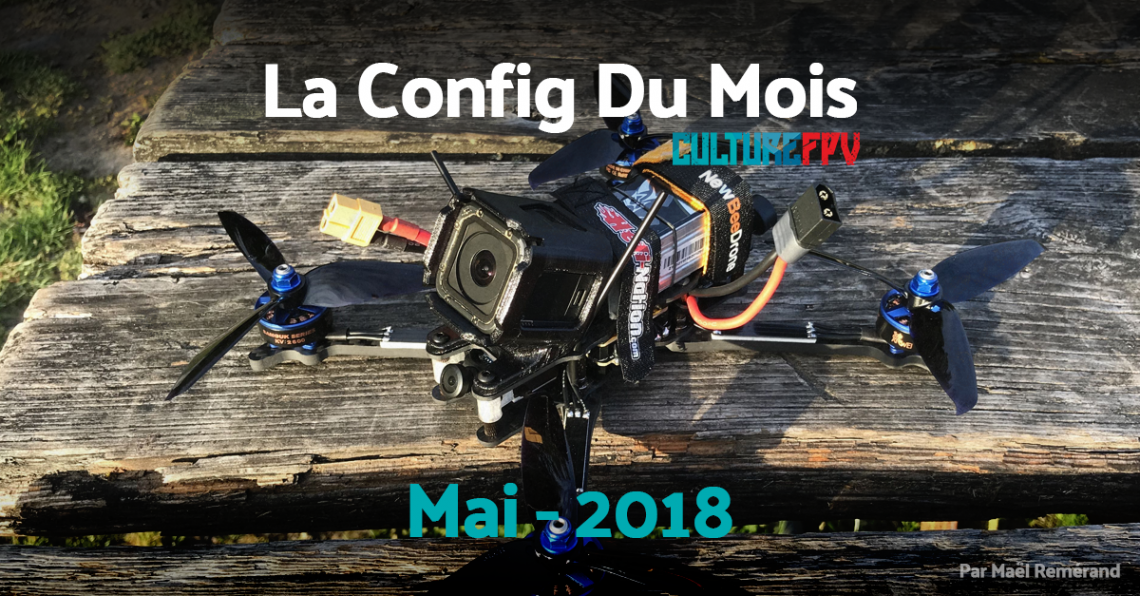 Config du mois de mai 2018 | 6 pouces 6S HyperLite