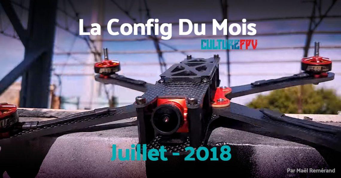 Config du mois de juillet 2018 | 5 Pouce Mid-Range