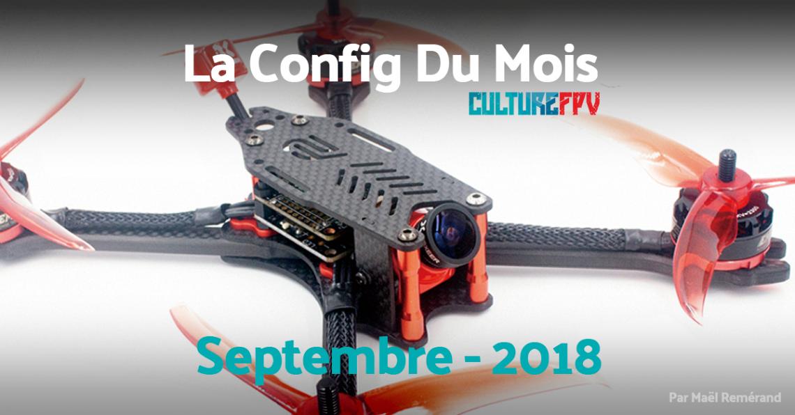Config du mois de septembre 2018 | 5 Pouces AIO