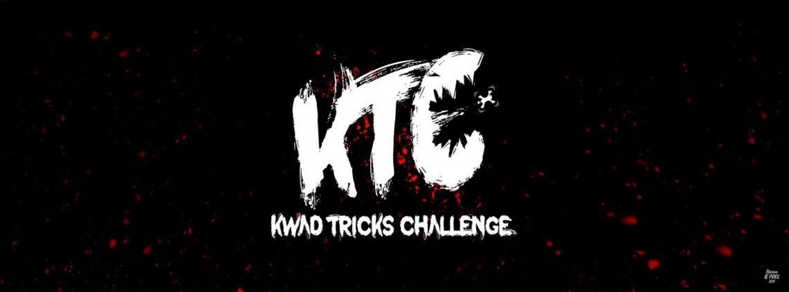 Kwad Tricks Challenge – Des défis en drone entre potes.