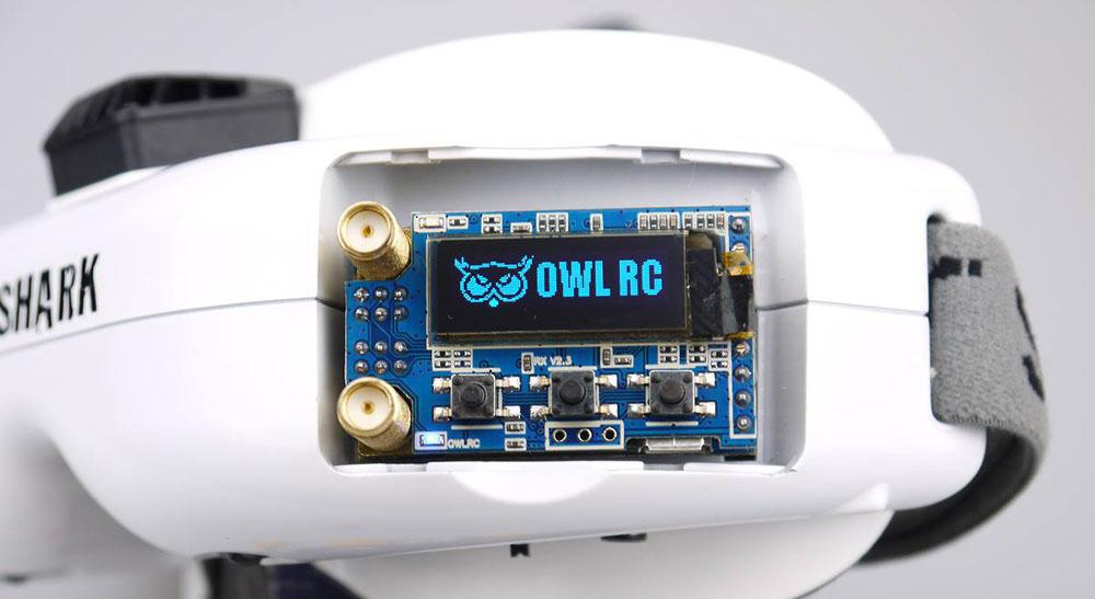 OwlRC débarque avec son VRX