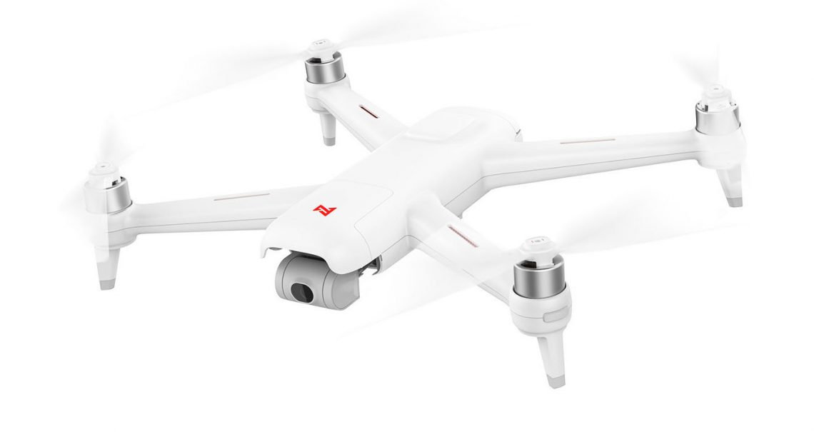 XIAOMI FIMI A3 – Un drone photo abordable
