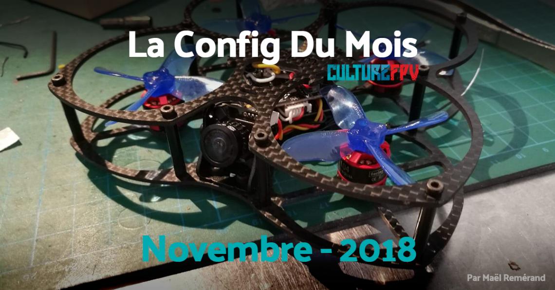 Config du mois de Novembre 2018 | Storm 2 Pouces
