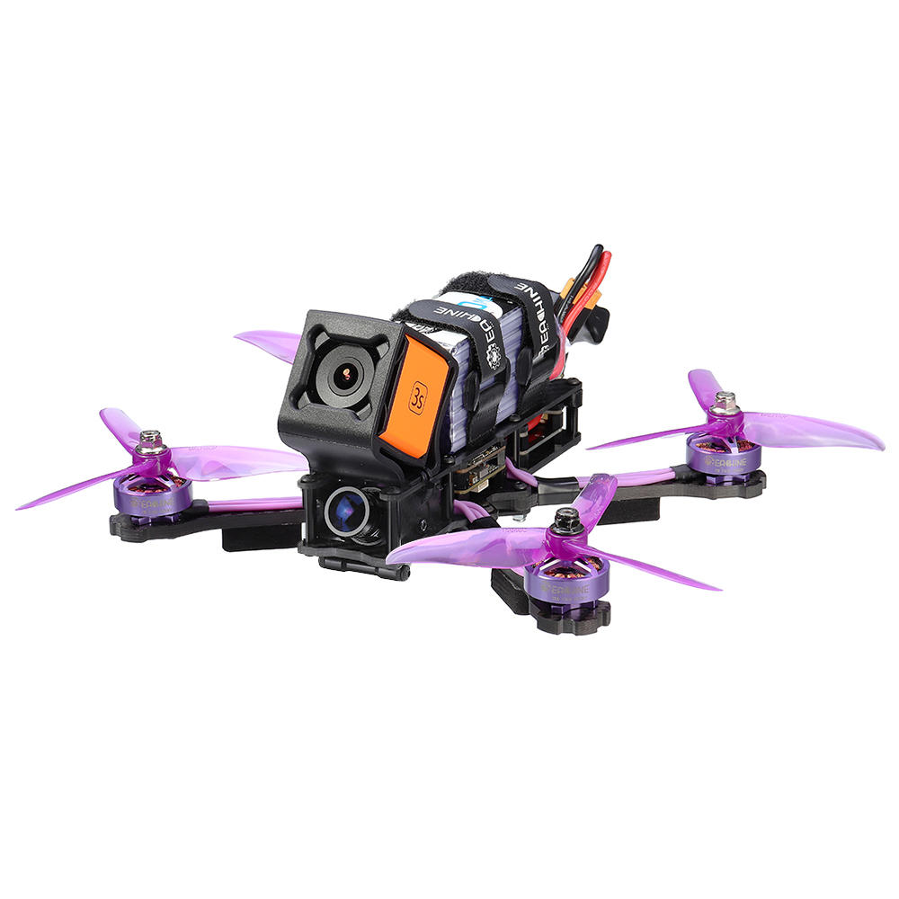 Eachine Wizard X220HV – Le Quad 6S par Eachine