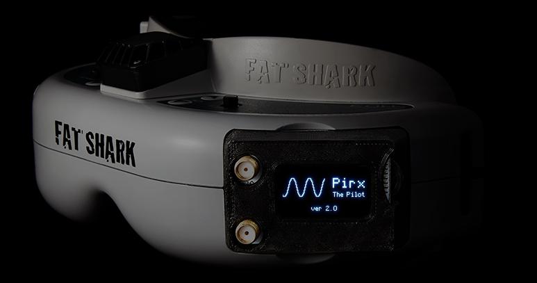 Pirx The Pilot – Un firmware efficace pour l'eachine Pro58 | Tuto