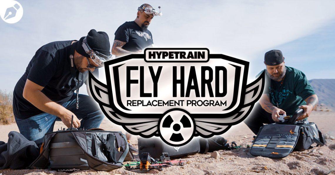 Hypetrain Blaster 2207 2450kv et leur programme de remplacement