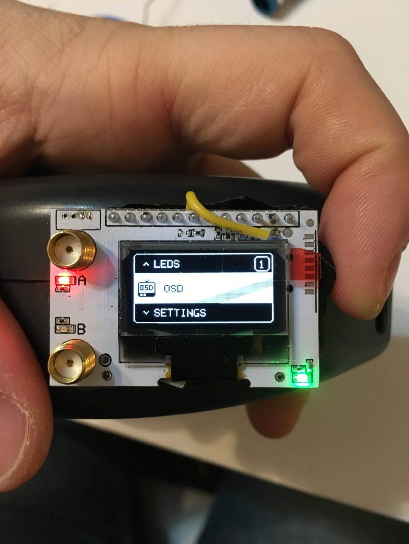 Tuto – Eachine Pro58 OSD Mod Pirx The Pilot