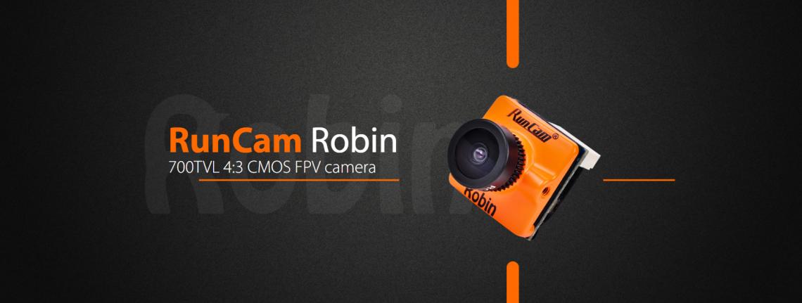 RunCam Robin – Une Swift plus rapide