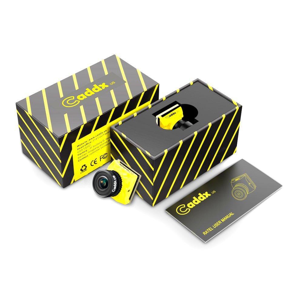 La Caddx Ratel – Une caméra FPV avec un filtre ND