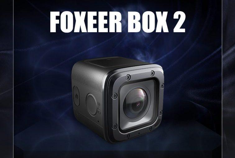 Foxeer Box 2 – La nouvelle caméra de Foxeer au format cube
