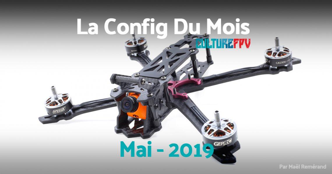 Config du mois de Mai 2019 | Old School Flyduino