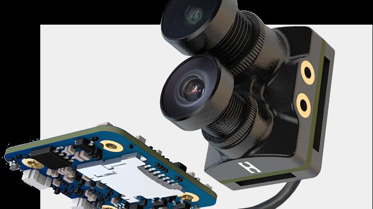Runcam Hybrid – La tarsier like de Runcam