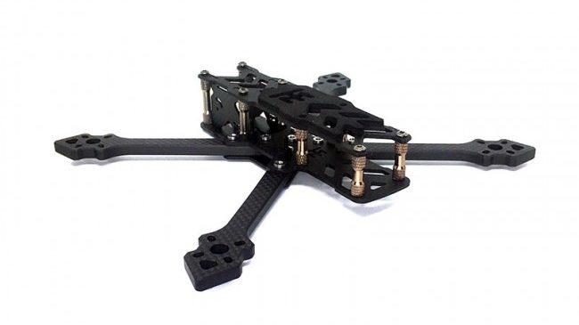 L'AK47, la frame de la Team Mistral