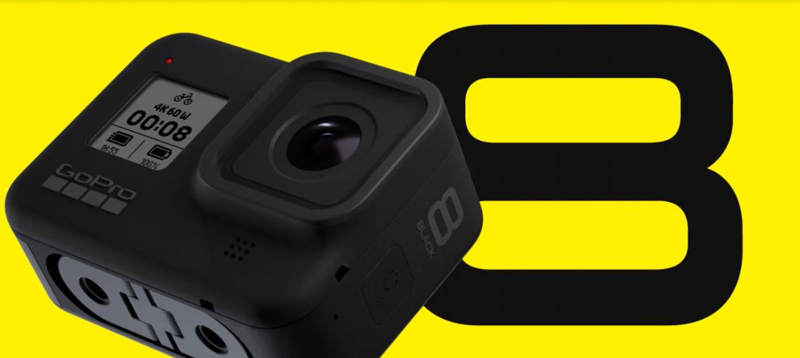 GoPro Hero 8 Black et Max. Quoi de neuf ?