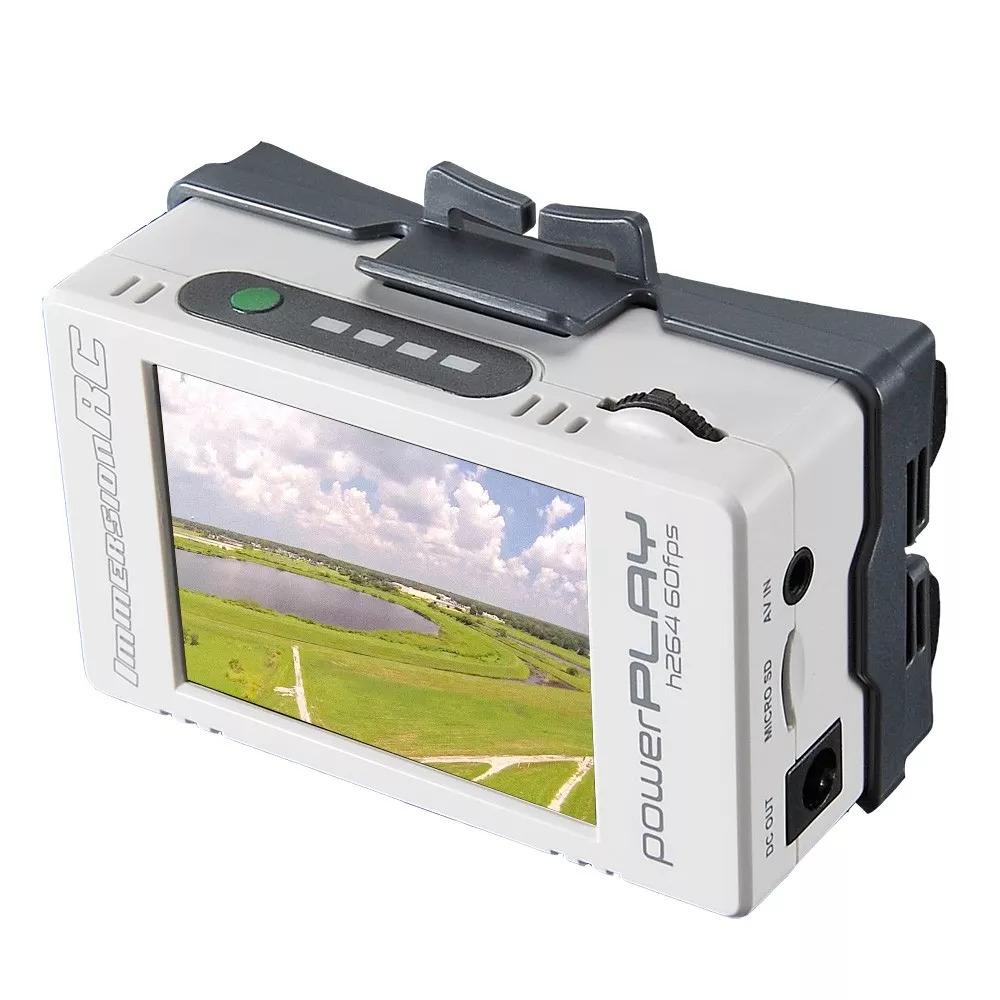 ImmersionRC PowerPlay – Un DVR externe pour vos lunettes FPV
