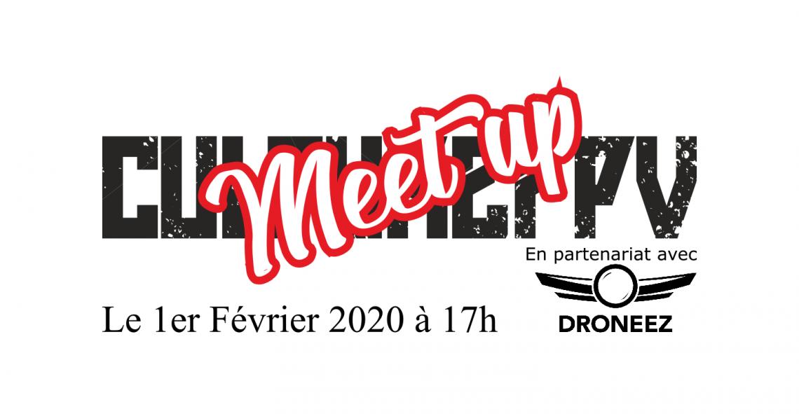 FPV Meet up #1 en partenariat avec Droneez