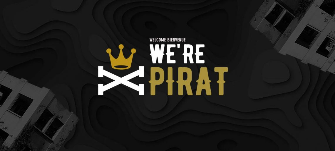 We are Pirat ! Une année de PiratFrames