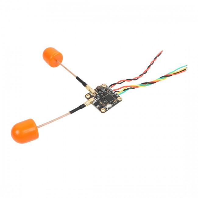 AKK New Era – Un VTX analogique avec deux antennes