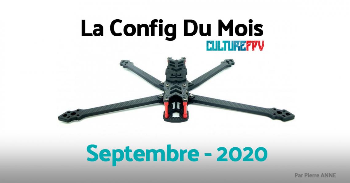 Config du mois de Septembre 2020   7″ orienté LR